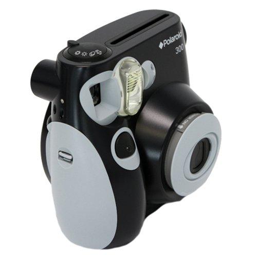 [Amazon Blitzangebote] Polaroid PIC-300 Sofortbildkamera (Schwarz)