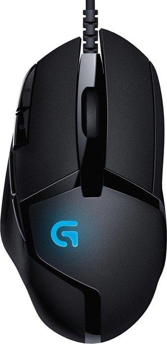 Logitech Gaming-Aktion bei [Mediamarkt] - z.B. Logitech G402 Gaming-Maus für 33€ & Logitech F310 Gamepad für 17€ & Logitech G105 Gaming-Tastatur für 39€