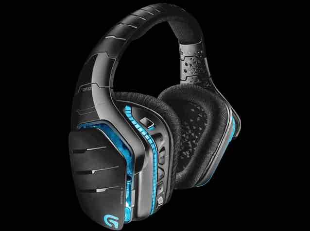 LOGITECH G933 Artemis Spectrum Gaming-Headset Schwarz/Blau