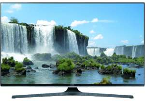 Samsung UE50J6289 (50'' FHD Edge-lit Dimming, 700Hz [100Hz nativ], Triple Tuner, 4x HDMI, 3x USB, LAN + Wlan mit Smart TV, CI+, VESA, EEK A+) für 455€ + 40€-Coupon [Mediamarkt Abholung]