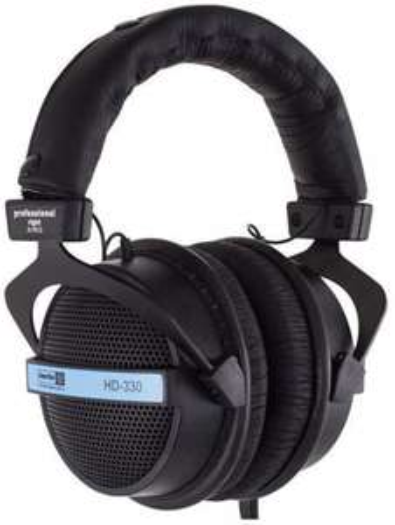 [DIGITALO] Superlux HD330 Kopfhörer 2x150Ohm Halboffener OverEar + Füllartikel 1€ (Netzwerkkabel zB.)