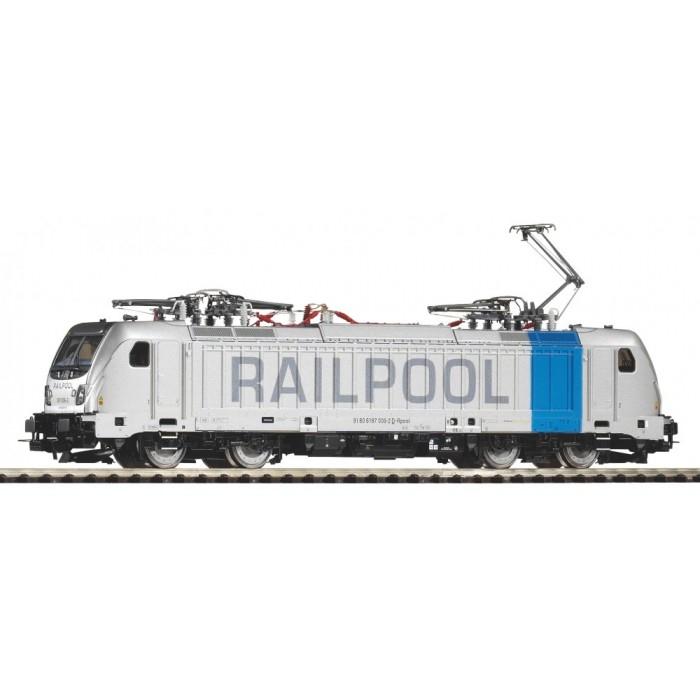 """Nicht mehr vorhanden... Modelleisenbahn Piko E-Lok BR 187 """"Last Mile"""" mit SOUND (!!) Best Nr. 51564 H0 DCC (digital)"""