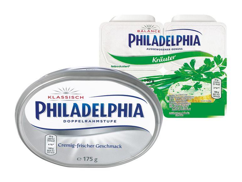 Philadelphia | 175g Packung / 4x35g Packung [Lidl Markt]