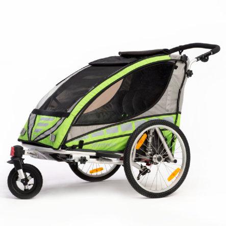 Kinderfahrradanhänger Qeridoo Sportrex 2 für 269,10€, versandkostenfrei bei [babymarkt]