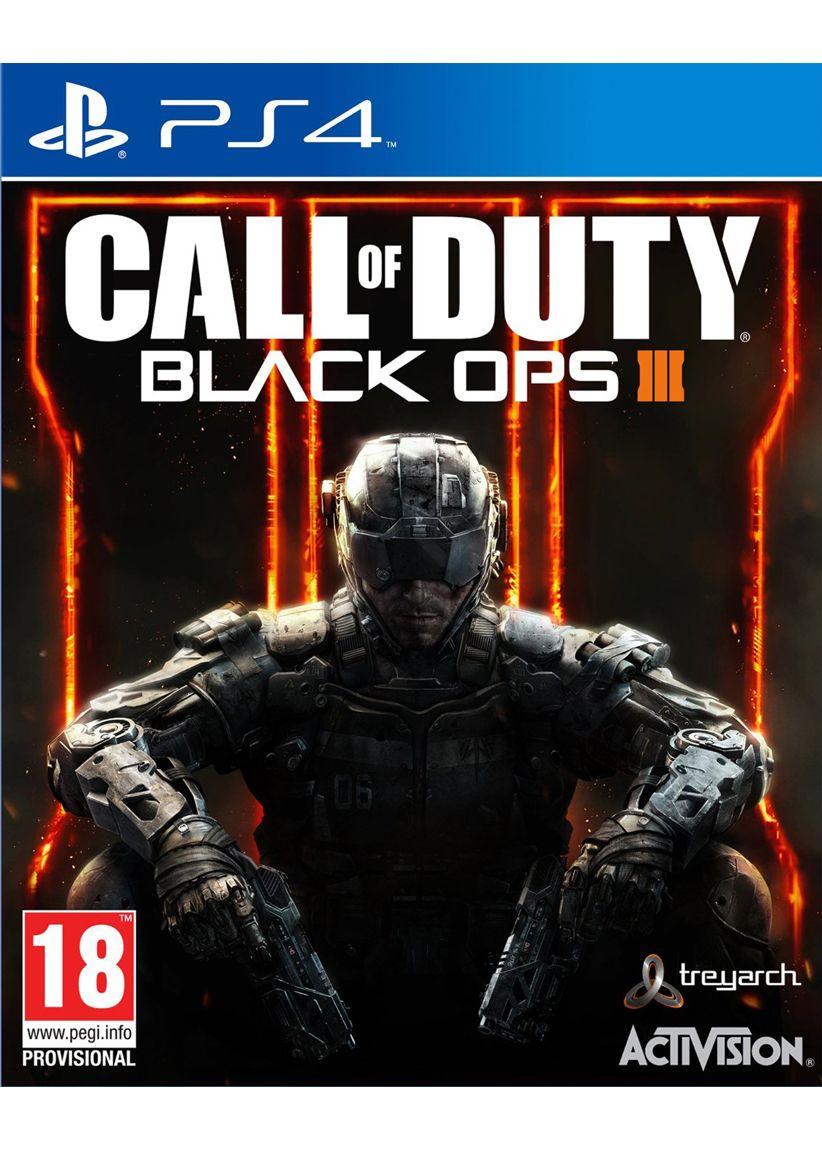 Call of Duty Black Ops III (3) für PS4 und Xbox One
