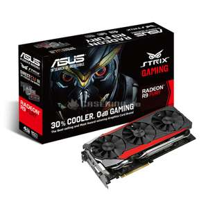 Radeon R9 Fury STRIX DC3, 4096 MB High Bandwidth Memory (HBM) 40€ unter Idealo