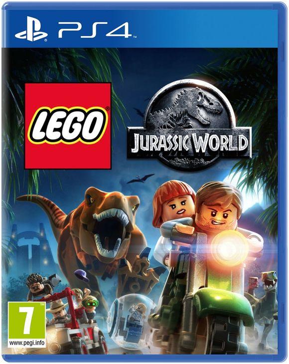 LEGO: Jurassic World (PS4) für 18,50 inkl. VSK (Coolshop)