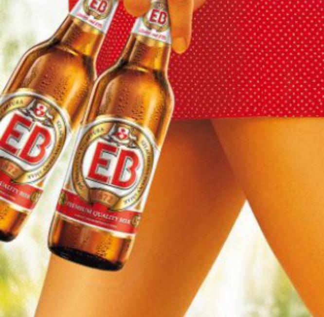 [trinkgut DO WIT] EB polnisches Bier piwo