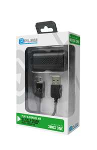 [Gamestop] Xbox One Play & Charge Kit