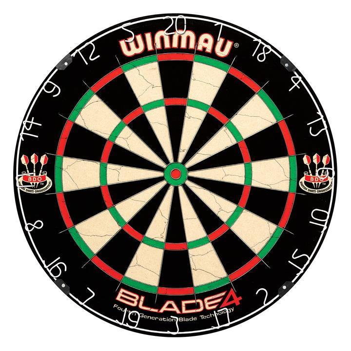 @sportsdirect.com Winmau Blade 4 Dartboard für 24,11€ inkl. Versand | Dartszubehör sehr günstig