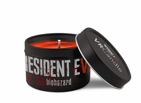 Resident Evil 7 Kerze (+ Spiel) für 64,98 € gesamt inkl. VK. bei Gameware.at