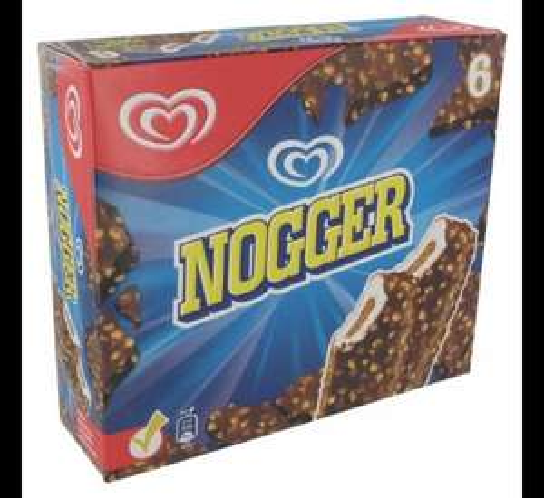Nogger Classic 6er-Multipack für 2,22 Eur @Netto