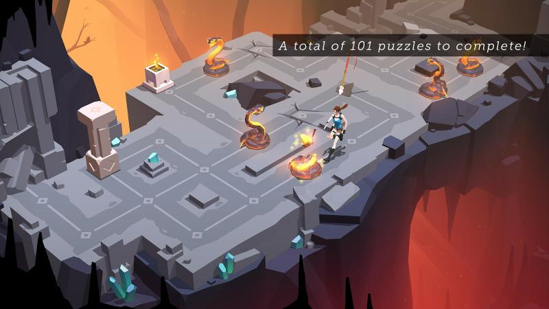 (google play store) Lara Croft Go ist wieder auf 0,99 € reduziert. (vorher 4,99€)