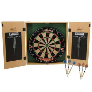 [sportsdirect.com]  Unicorn Barney Army Home Darts Centre für 39,59€+VSK