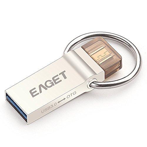 [Prime] USB-Stick fürs Handy EAGET OTG V90 16 GB USB3.0
