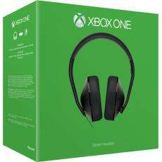Microsoft Xbox One Stereo Headset für 29,90€ inkl. VSK (notebook.de)