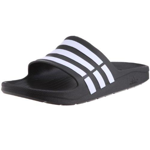 Adidas Duramo Slide Badeschuhe in 44 1/2 prime oder adidas ab 50€