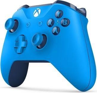 Xbox One S Wireless Controller (blau oder weiß oder schwarz) für 43,63€ [Microsoft Store PL]