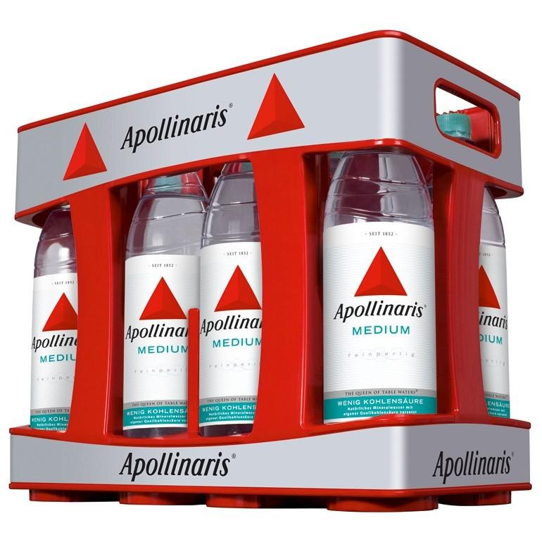 Apollinaris Classic 10x1,0l für 2,00€ [Nordhessen]