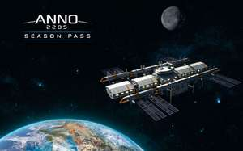 ANNO 2205 Season Pass (9,97 €) und Königsedition (24,99€) - 50% beim UPLAY Shop