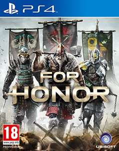 [Amazon.it] For Honor Vorbestellung PS4 und Xbox One für 52,57 (inkl. VSK)