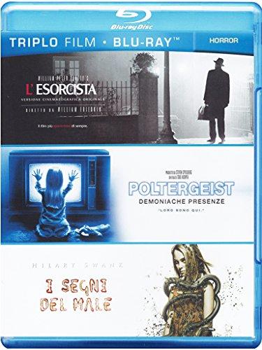 Der Exorzist + Poltergeist + The Reaping [Blu-ray] für 11,17€ inkl. Versand