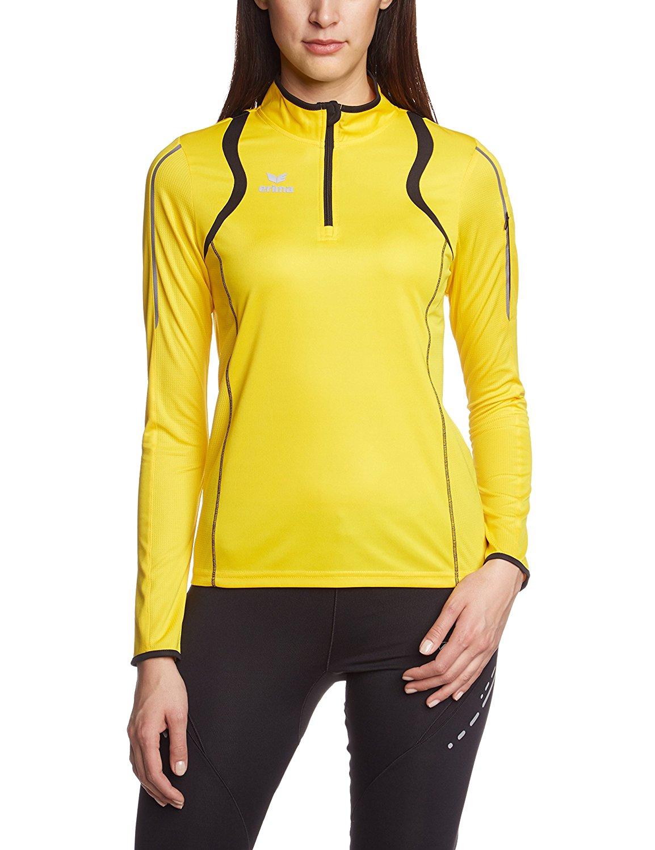 Erima Damen Shirt Running Longsleeve Razor in Größe 40 für 34,47€ statt 49,95€