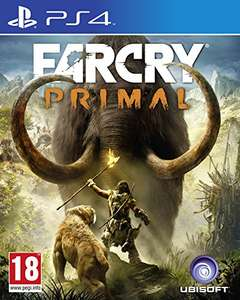 PS4 Far Cry Primal Amazon UK