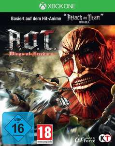 (GameStop) Attack on Titan: Wings of Freedom (Xbox One) für 14,96€
