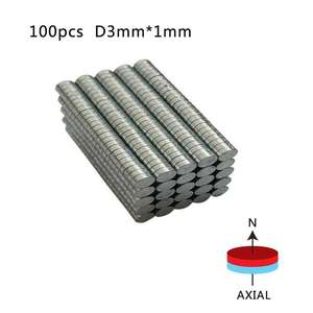 [Aliexpress&Gearbest] verschiedene Neodym Magnete für z.B. den Kühlschrank