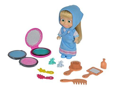 Mascha und der Bär Puppe mit Haarkreide für 4,41€ als [Amazon Plusprodukt] statt ca. 17€
