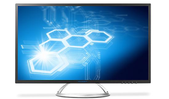 Medion Erazer X58222 Monitor (31,5'' QHD IPS matt, 300cd/m², 1200:1, HDMI + DP + DVI, VESA, EEK B) für 274,95€ [Medion]