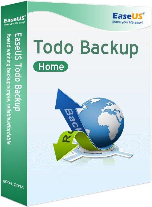 Vollversion EaseUS Todo Backup Home 10.0 aktuell gratis