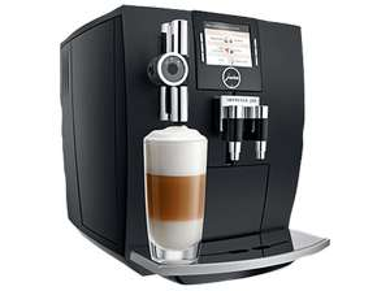 JURA 15031 IMPRESSA J80 Kaffeevollautomat (Stahlkegelmahlwerk, 2.1 Liter Wassertank) + 150 EUR Gutscheinkarte @MM-Online - nur bis 11.01.17!