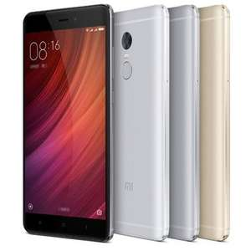 (banggood) Xiaomi Redmi Note 4 Fingerprint 5.5-inch 3GB RAM 32GB ROM MTK X20 Deca-core 4G Smartphone (Gold und Silber) Kein BAND 20 und zzgl 19% Zoll