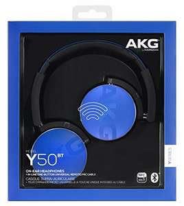 AKG Y50BT in blau[Amazon.it]