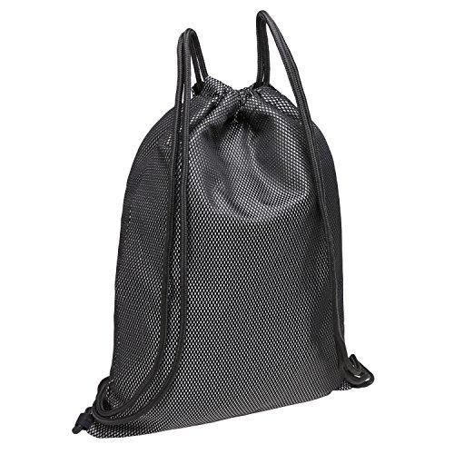 Yvans stylischer Rucksack im Sportbeutellook bei Amazon