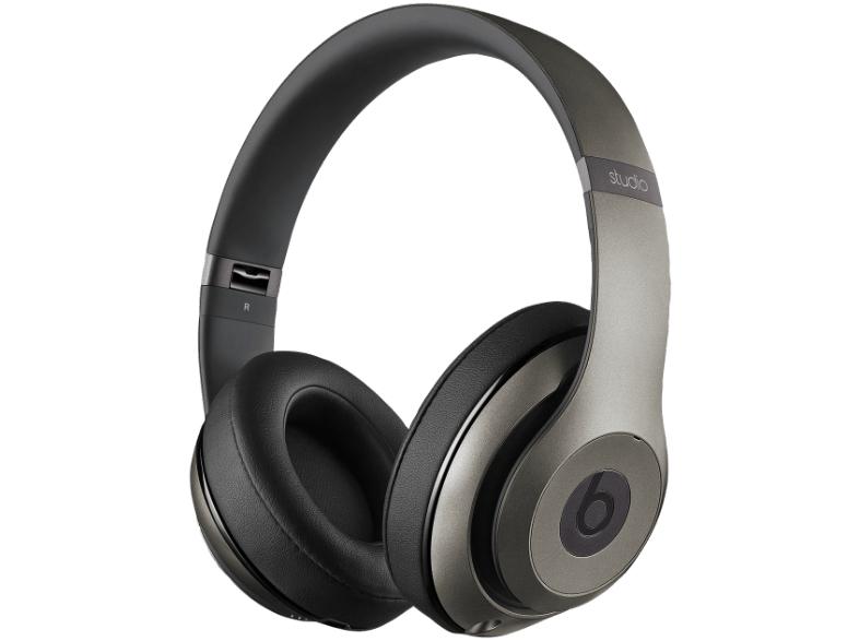 Beats Studio 2.0 Kopfhörer in der Farbe Rot & Titanium & Pink @ Saturn für 99€ [Titanium Online ausverkauft]