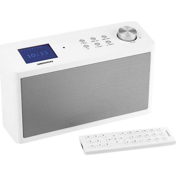 [Plus] Medion Internet Küchenradio, Unterbauradio P83302 (MD 87466) AUX, DAB+, Internetradio, UKW DLNA-fähig + 3% shoop
