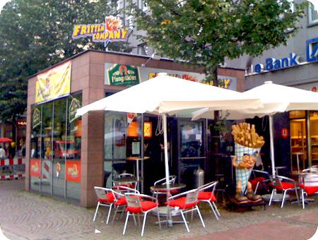 [Lokal Darmstadt] Döner oder Shawarma für 2,50€ - Neueröffnung Fritten Company Luisenplatz