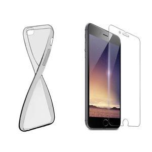 verschiedene HANDY HÜLLE + PANZER GLAS FOLIE Tasche Silikon Case Schutz Cover Transparent ab 1,22 € - 4,82 € [Ebay]