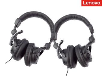 2x Lenovo P950N Pro Headset für 28,90€ @ iBood - Gaming-Headset