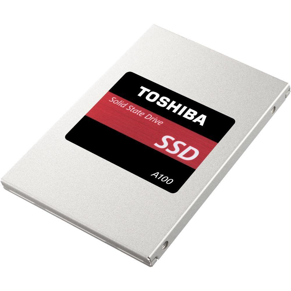 [CONRAD] 240 GB Toshiba A100 Retail THN-S101Z2400E8 SATA III ab 55,49€