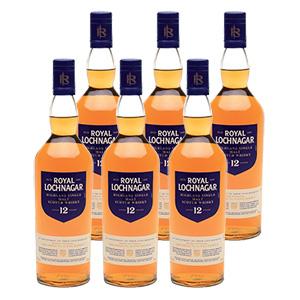 [Real] 6 Flaschen Single Malt Scotch Whiskey Royal Lochnagar 12 J für 124 Euro bei Abholung im Markt