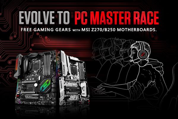 Brandneue Z270 Gaming Motherboards M5/M7 mit gratis 256GB m.2 SSD