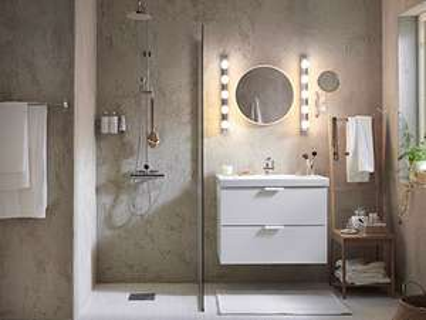IKEA Bundesweit - Nur FAMILY Mitglieder - je 400 Euro Einkaufswert (NUR Badabteilung), 1 IKEA Aktionskarte im Wert von 50 Euro