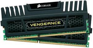Corsair® Vengeance® 8GB Kit Dual Channel DDR3 (CMZ8GX3M2A1600C9)