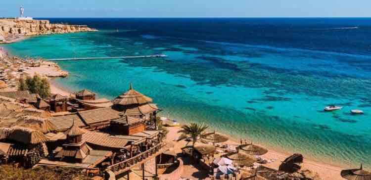 Lastminute Hurghada Urlaub – 1Woche 5* Aqua Park Hotel mit All-Inclusive, Transfer und Flug ab 202€