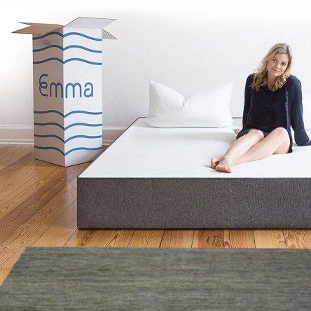 EMMA: 50€ Ersparnis auf deine neue Matratze (nur für Studenten)