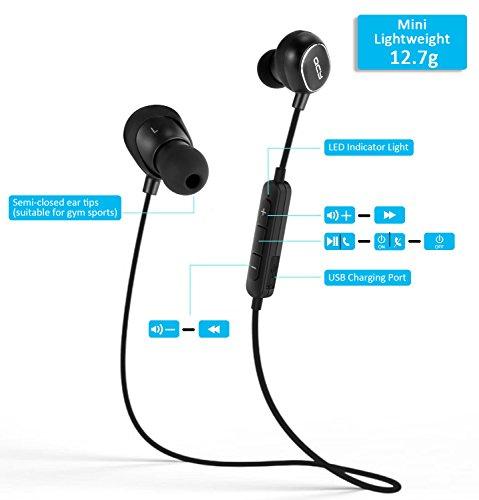 Amazon-Blitzangebot: Bluetooth In-Ear-Kopfhörer mit Mikrofon